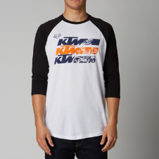 Fox KTM Shadow Baseball Tee