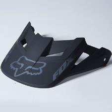 Fox V1 Matte Black Helmet Visor