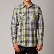 Fox Kennan L/S Woven Shirt