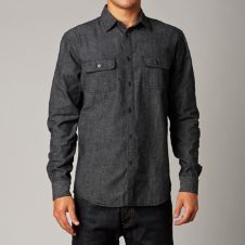 Fox Serge L/S Woven Shirt