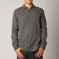 Fox Deluxe Christoff L/S Woven Shirt