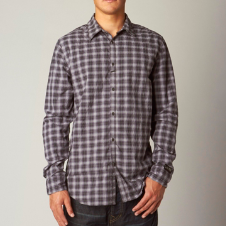 Fox Deluxe Mitch L/S Woven Shirt