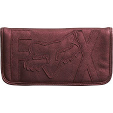 Fox Born Free Checkbook Wallet