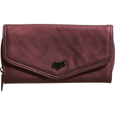 Fox Danger Checkbook Wallet
