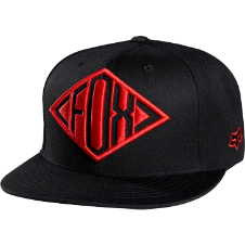 Fox Wrench Snapback Hat