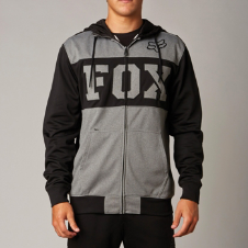 Fox Strike Zip Front Hoody