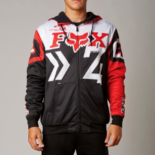 Fox Anthem Zip Front Hoody