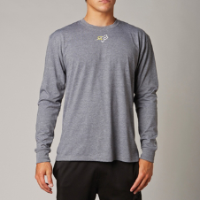 Fox Abound Out L/S Tech Tee