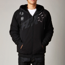 Fox Torch Sasquatch Zip Front Hoody