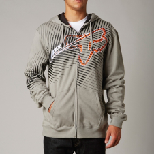 Fox Collateral Zip Front Hoody