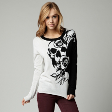 Fox Runaway Sweater