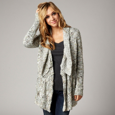 Fox Overpass Cardigan Sweater