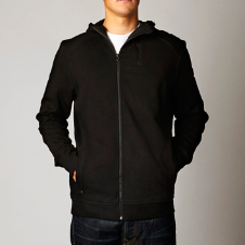 Fox Deluxe Shuttered Zip Front Hoody