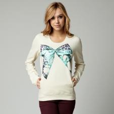 Fox Radiance Pullover