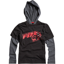 Fox Boys Rutledge 2Fer Hoody