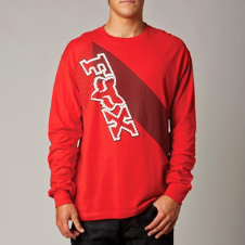 Fox Turn Stile L/S Tee