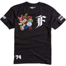 Fox Boys Hot Laps s/s Tee