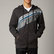 Fox Conclusion Zip Front Hoody