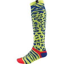 Fox Womens MX Cheetah Socks
