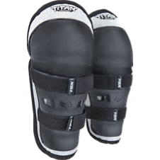 Fox PeeWee Titan Knee/Shin Guard