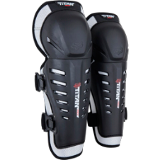 Fox Youth Titan Race Knee Guard