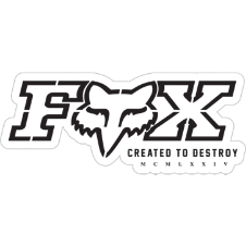 Fox Reforge Sticker