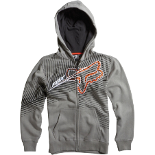 Fox Kids Collateral Zip Hoody