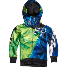 Fox Kids Radeon Zip Hoody
