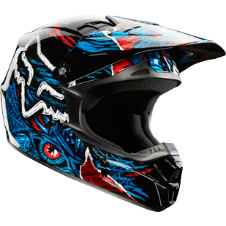 Fox Youth V1 Creepin Helmet