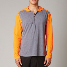 Fox Impact L/S Hooded Tech Tee