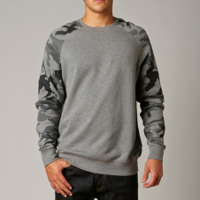 Fox Wreckage Pullover