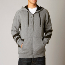 Fox Rebate Zip Front Hoody
