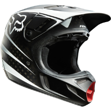 Fox V4 Carbon Reveal Helmet