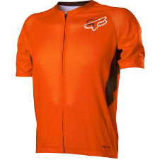 Fox Aircool Zip Jersey