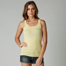 Fox Miss Clean Ribbed Tank
