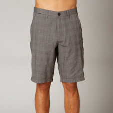 Fox Essex Short - Plaid