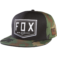 Fox Haste Snapback Hat
