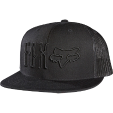 Fox Hurdle Snapback Hat