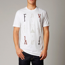 Fox Stripped Down s/s Premium Tee
