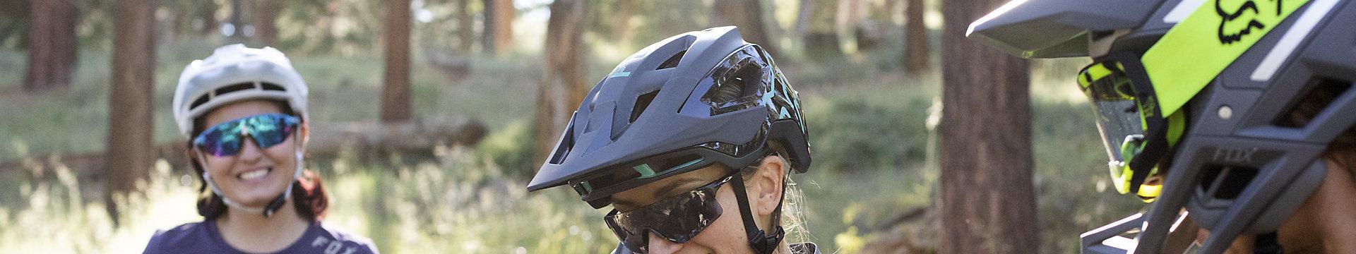Womens MTB Helmets