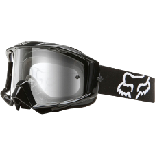 Fox Main Pro Jet Black Goggle