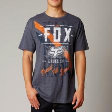Fox Dunkel s/s Tee