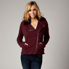 Fox Rumble Sasquatch Moto Zip Jacket