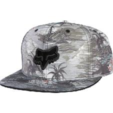 Fox Raid Snapback Hat