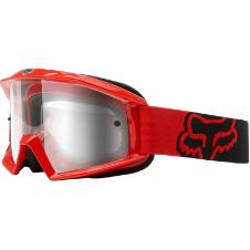 The Fox Main Bright Red Goggle