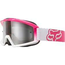 The Fox Main Pink/White Goggle