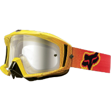 The Fox Main Pro Platinum Race Goggle