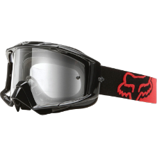 Fox Main Pro Black/Red Goggle