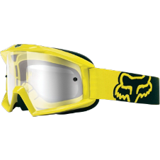 Fox Main Race Yellow Goggle