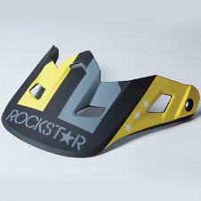 Fox 2014 V2 Rockstar Helmet Visor